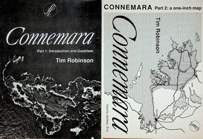 Robinson, Tim - Connemara: Map & Gazeteer: Part 1 - 9780950400259 - KEX0303032