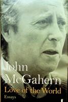 John McGahern - Love of the World:  Essays - 9780571245116 - KEX0303037