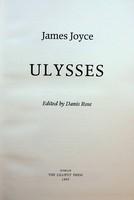 Joyce, James - Ulysses (Dublin Edtion) - 9781874675983 - KEX0303041