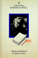 Lowell, Robert - Robert Lowell Collected Prose - 9780571149797 - KEX0303065