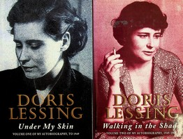 Doris Lessing - Under My Skin: Volume One of My Autobiography, to 1949 - 9780002555456 - KEX0303066