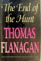 Thomas Flanagan - The End of the Hunt - 9780525936817 - KEX0303068