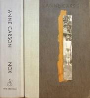 Anne Carson - Nox - 9780811218702 - KEX0303119