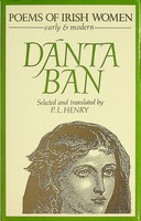 P L Henry - Danta Ban: Poems of Irish Women, Early and Modern - 9780853429562 - KEX0303248