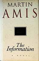Amis, Martin - The Information - 9780002253567 - KEX0303387