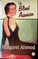Atwood, Margaret - The Blind Assassin -  - KEX0303389