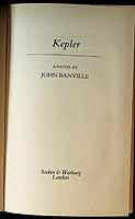 Banville, John - Kepler - 9780436032646 - KEX0303478