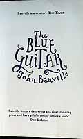 John Banville - The Blue Guitar Uncorrected proof copy -  - KEX0303479