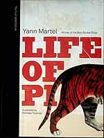 Yann Martel - Life of Pi : A Novel (Illustrated edition) - 9781841958491 - KEX0303535