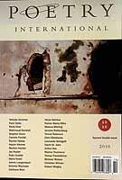 - Poetry International Number 15/16 2010 -  - KEX0303539