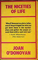Joan O Donovan - The Niceties of Life -  - KEX0303820