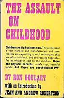 Goulart, Ron - Assault on Childhood - 9780575004450 - KEX0304072
