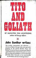 Armstrong, Hamilton Fish - Tito and Goliath -  - KEX0304075