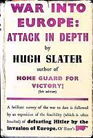 Slater, Hugh - War Into Europe -  - KEX0304139