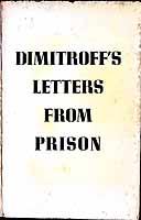 Georgi Dimitrov - Dimitroff's letters from prison -  - KEX0304174