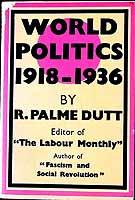 Palme Dutt, R. - World Politics 1918-1936 -  - KEX0304695