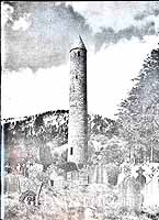 Leask, H. G. - Glendalough Co. Wicklow : National Monuments -  - KEX0304819