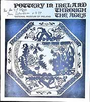 Wallace, Patrick F. & Kenny, Michael - Pottery in Ireland Through the Ages -  - KEX0304822