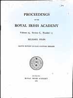 Michael Ryan - Native Pottery in Early Historic Ireland -  - KEX0304824