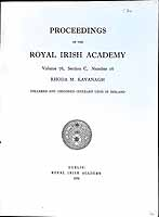 Rhoda M kavanagh - Collared and Cordoned Cinerary Urns in Ireland -  - KEX0304840