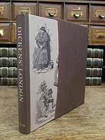 Charles Dickens - Dicken's    London     : -  - KEX0306087