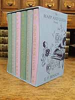 E. F. Benson - The Mapp And Lucia Novels : 6 Book Boxed Set :