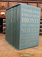 Bronte, Charlotte, Anne, & Emily - The Complete Novels of the Bronte Sisters (7 Volume Set) -  - KEX0306232