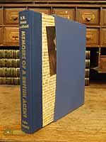 R. H. Bruce Lockhart - MEMOIRS OF A BRITISH AGENT -  - KEX0306342