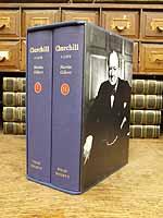 Martin Gilbert - Churchill A Life 2 Volumes -  - KEX0306357