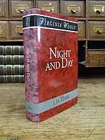 WOOLF - Night and Day (Shakespeare Head Press Edition of Virginia Woolf) - 9780631178750 - KEX0306486