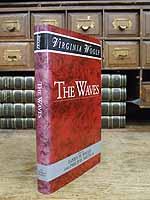 WOOLF - The Waves (Shakespeare Head Press Edition of Virginia Woolf) - 9780631177234 - KEX0306489