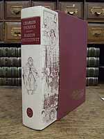 Charles Dickens - The Life and Adventures of Martin Chuzzlewit. Introduction By Christopher Hibbert. Drawings By Charles Keeping. -  - KEX0306497