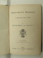 Walter Besant & James Rice - Ready-Money Mortiboy: A Matter-of-Fact Story -  - KHS0007292