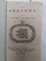 James Thomson - The Seasons -  - KHS0007310
