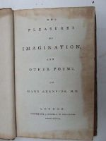 Mark Akenside - The Pleasures of Imagination, and Other Poems -  - KHS0009187