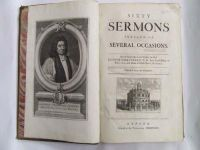 George Smalridge, D. D Late Lord Bishop of Bristol, and Dean of Christ Church, Oxford - Sixty Sermons Preach'd on Several Occasions -  - KHS0011926