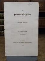 George Gordon Byron, Byron - The Prisoner of Chillon -  - KHS0020451