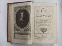 Richard Fiddes, D.D. - The Life of Cardinal Wolsey -  - KHS0021105