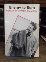 James Simmons - Energy to Burn - 9780370013633 - KHS0021362