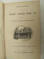Sir John E. Eardley-Wilmot - Reminiscences of the late Thomas Assheton Smith, esq. or The pursuits of an English country gentleman -  - KHS0027779