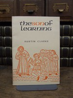 Austin Clarke - The Son of Learning, A Comedy in Three Acts -  - KHS0039597
