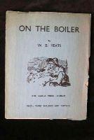 W.B. YEATS - On The Boiler -  - KHS0044459