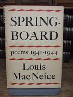 Louis MacNeice - Springboard - B000UJY3MC - KHS0044649