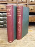 Richard Sheridan - The Works of the Right Honourable Richard Brinsley Sheridan, 2 Volumes complete -  - KHS0057442