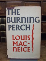 Louis MacNeice - The Burning Perch -  - KHS0070844