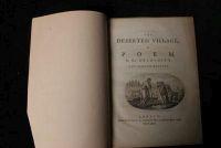 Oliver Goldsmith - The Deserted Village:   A Poem -  - KHS0071144