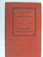 William A. Carson - Ulster and the Irish republic -  - KHS0073657