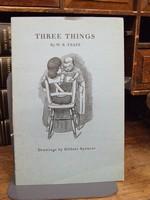 W B Yeats - Three Things -  - KHS0076457