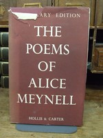 Alice Meynell - The Poems of Alice Meynell 1847-1923 - B001OWCCHW - KHS0081882