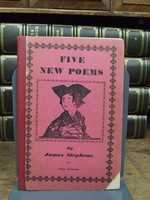 James Stephens - Five New Poems -  - KHS0081958